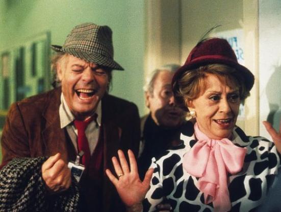 Ginger e Fred Ginger i Fred
