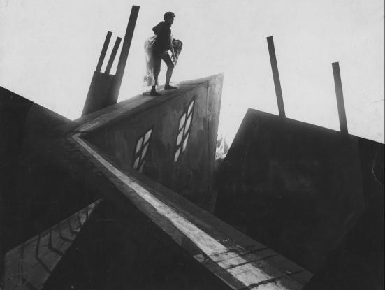 Das Kabinett des Dr. Caligari (Robert Wiene, 1919)
