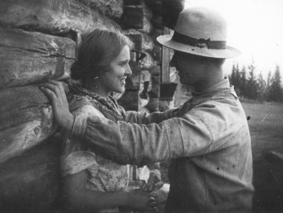 Glomdalsbruden / La núvia de Glomsdal (Carl Theodor Dreyer, 1926)