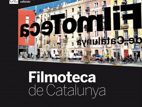Filmoteca de Catalunya. Passat i futur del cinema