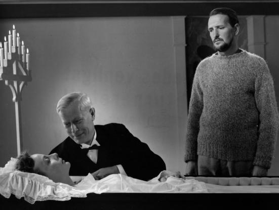 Ordet  / La palabra (Carl Theodor Dreyer, 1955)