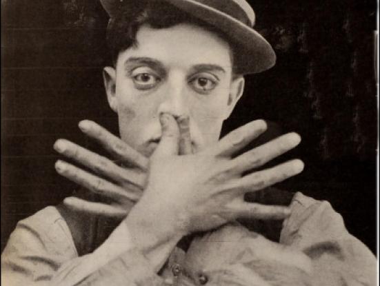 The High Sign / El guardaespaldas (Buster Keaton, 1920)